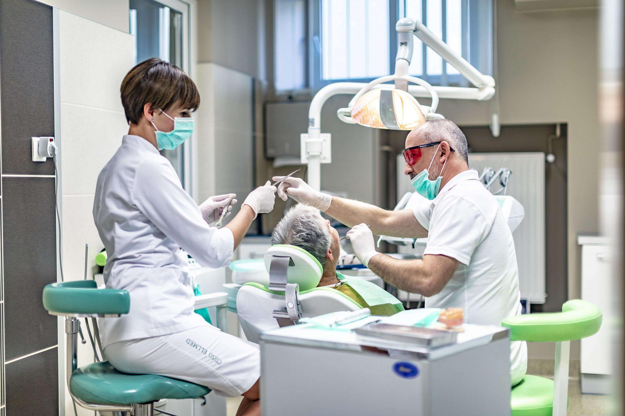 Endodoncja – Leczenie kanałowe